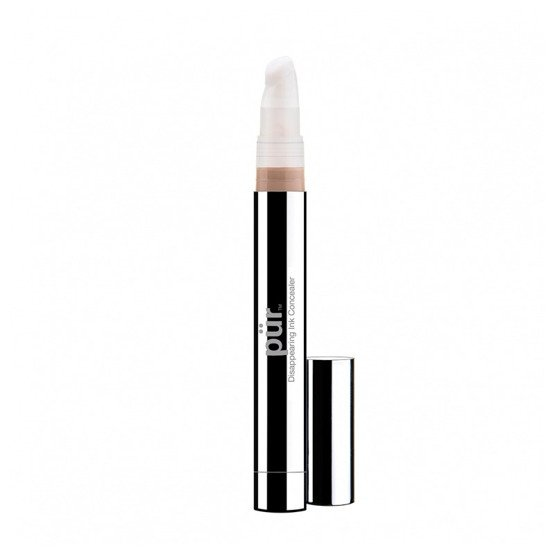 PÜR Disappearing Ink 4-in-1 Concealer Pen Korektor odżywczo-wygładzający LIGHT