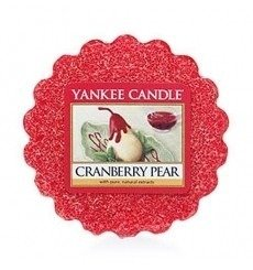 Yankee Candle WOSK TARTA Cranberry Pear