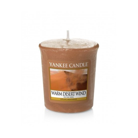 Yankee Candle świeca SAMPLER Warm Desert Wind