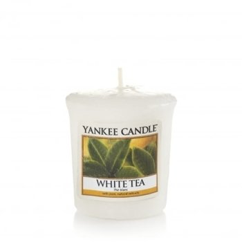 Yankee Candle świeca SAMPLER White Tea