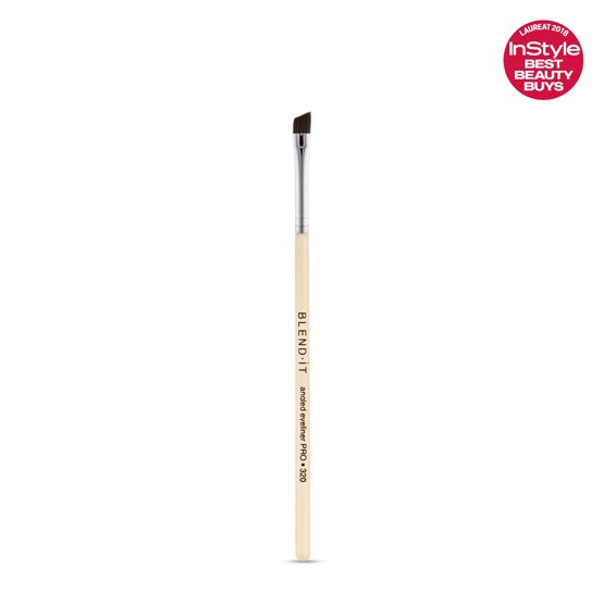 blend it! Angled Eyeliner pędzel do eyelinera PRO 320